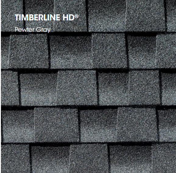 Timberline HD Pewter Gray
