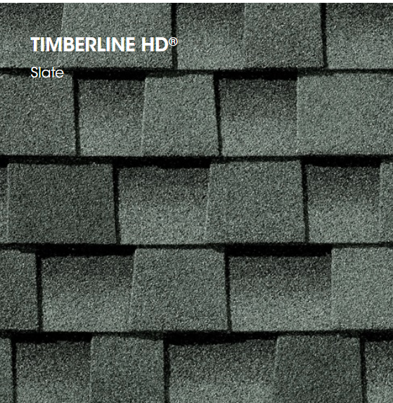 Timberline HD Slate